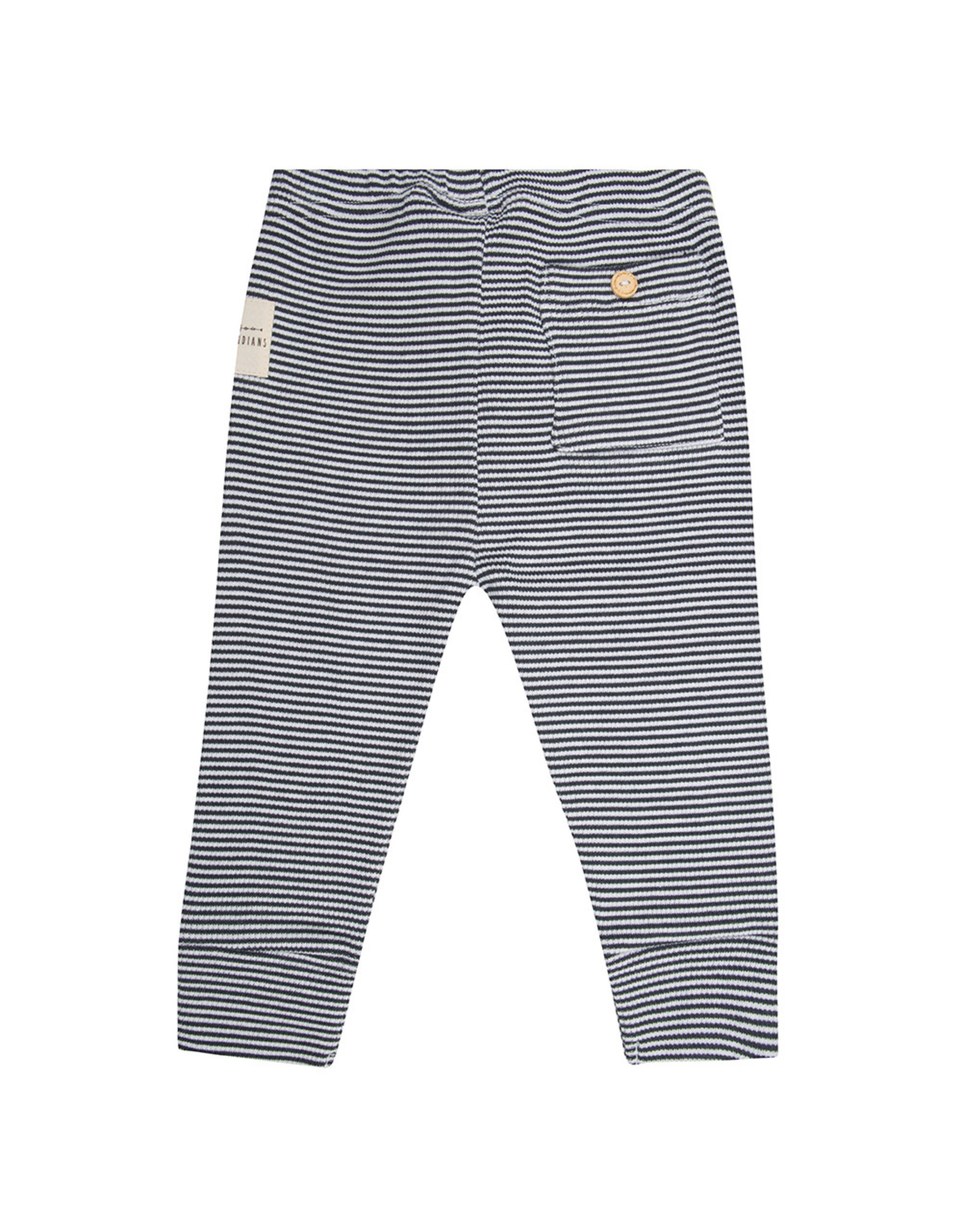 Little Indians Legging - Small Stripe Rib