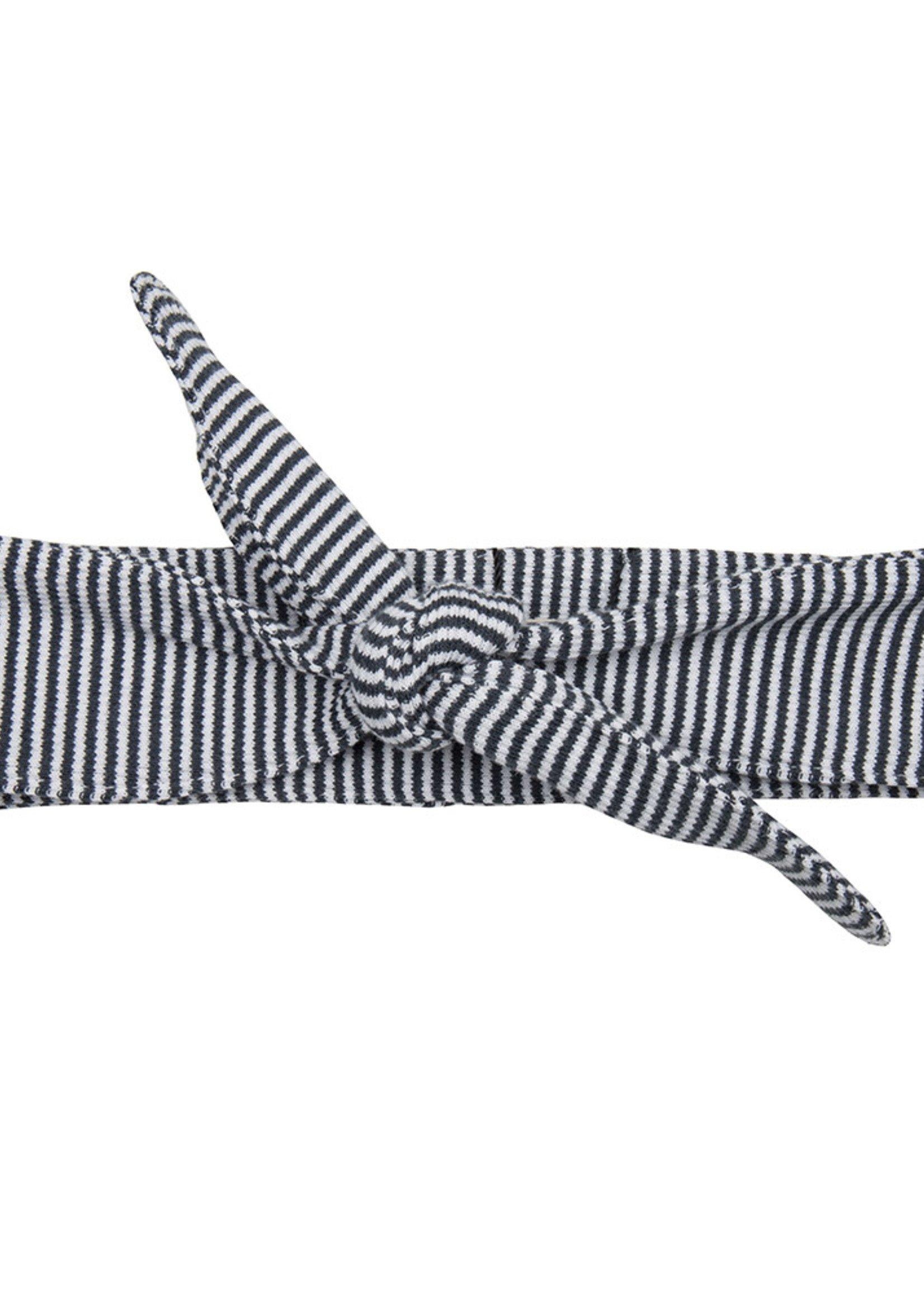 Little Indians Headband - Small Stripe Rib Maat: One Size