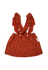 Little Indians Salopette Dress Firework - Picante