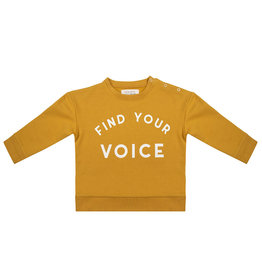 Little Indians LI - Sweater Find Your Voice - Honey