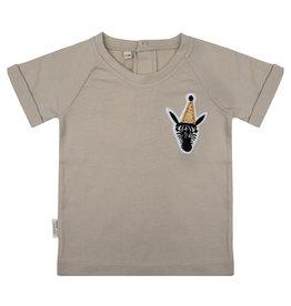 Little Indians LI - Shirt Party Animal - Cement