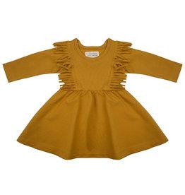 Little Indians LI - Boho Dress - Honey