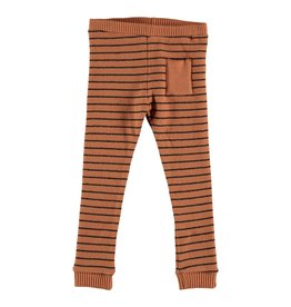 My Little Cozmo MLC -Trousers Kids Stripes Rust - Oban