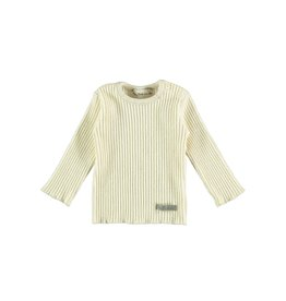 My Little Cozmo Rib Jersey Kids Ivory - Portree