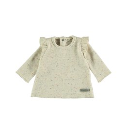 My Little Cozmo Jersey Baby Knit Ivory - Charlotte
