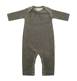 Little Indians LI - Jumpsuit Corduroy Green
