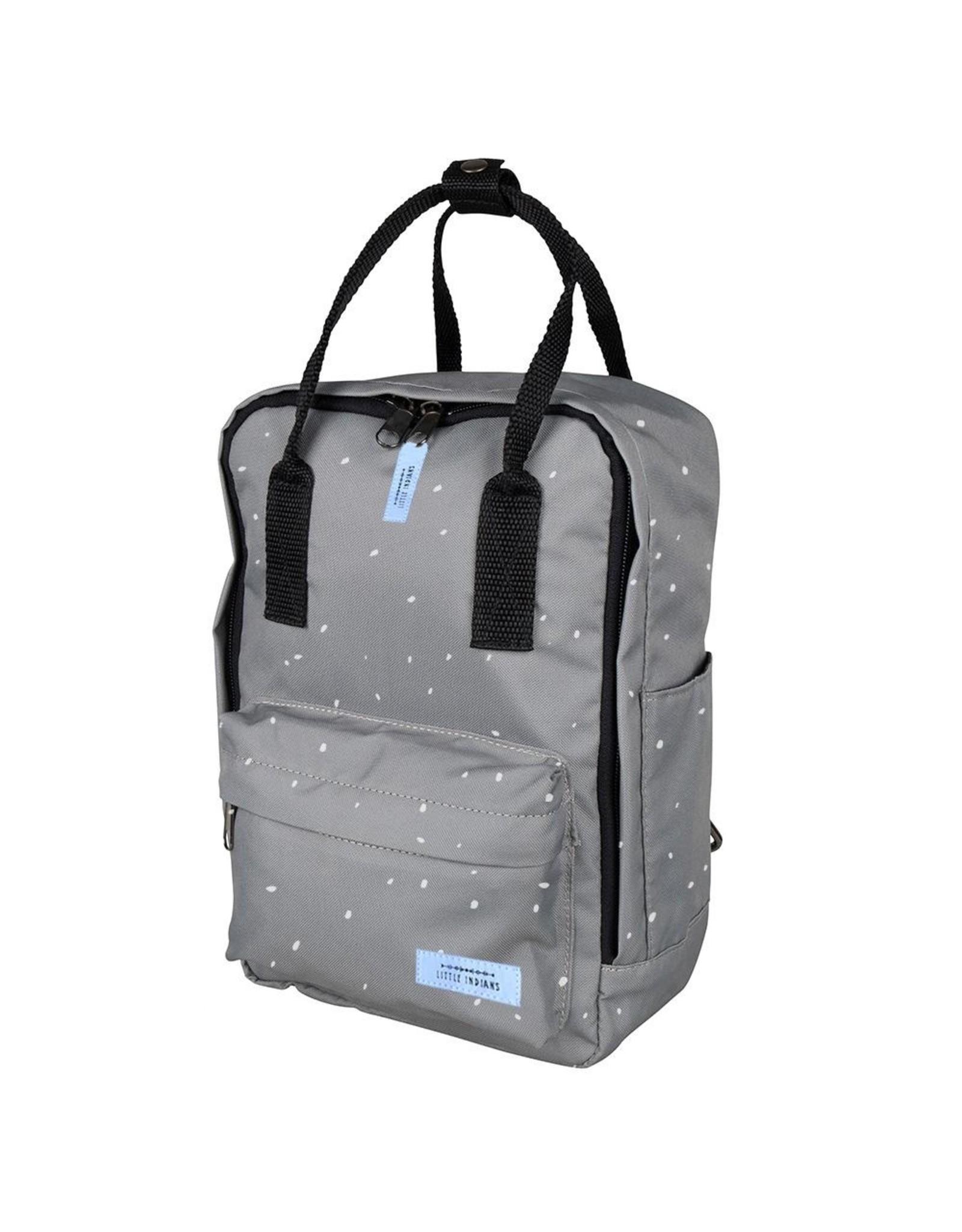 Little Indians Backpack - Dots Sponge - Big