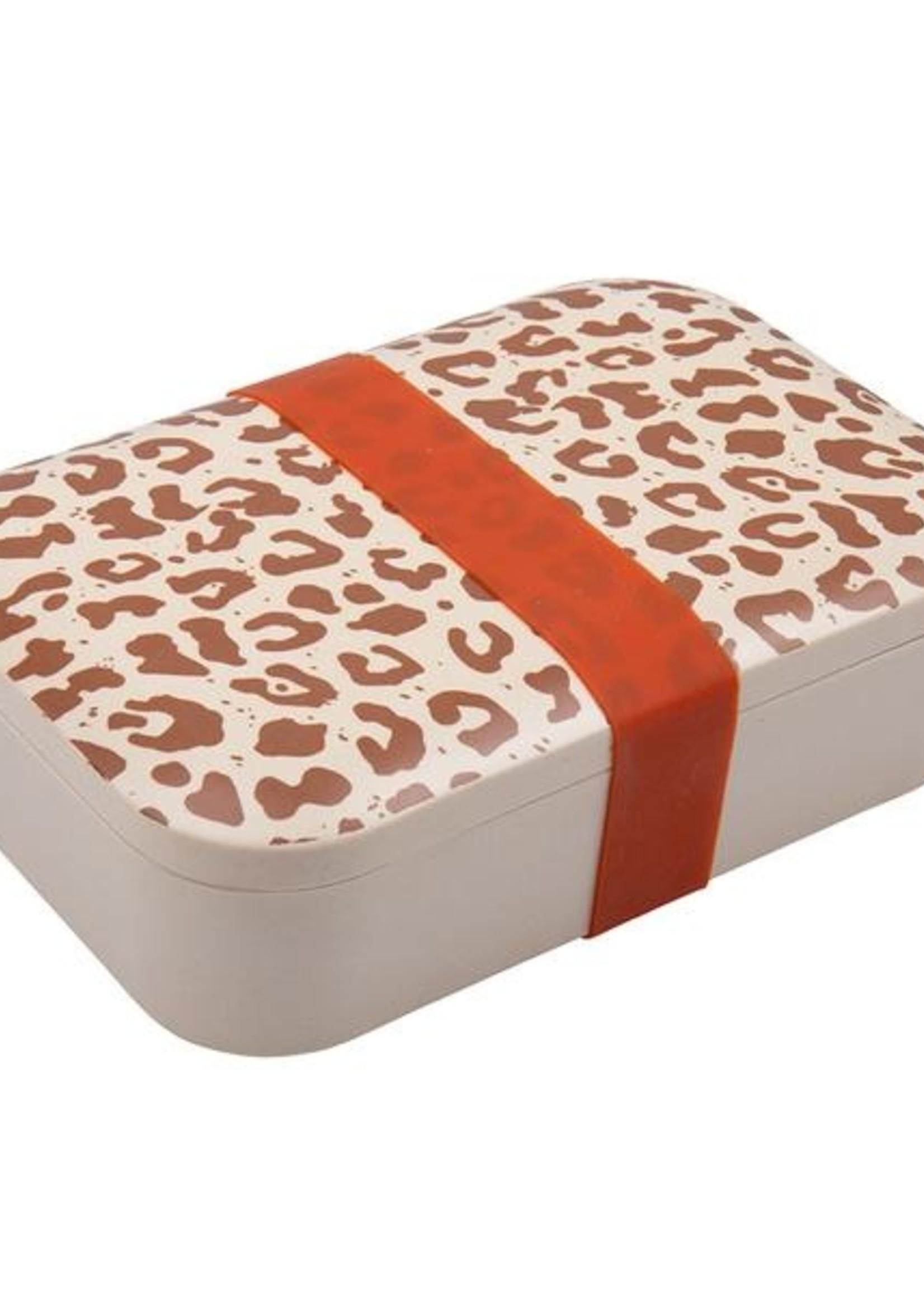 Little Indians Lunchbox - Leopard