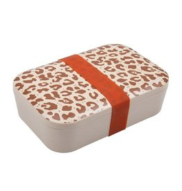Little Indians Lunchbox - Leopard
