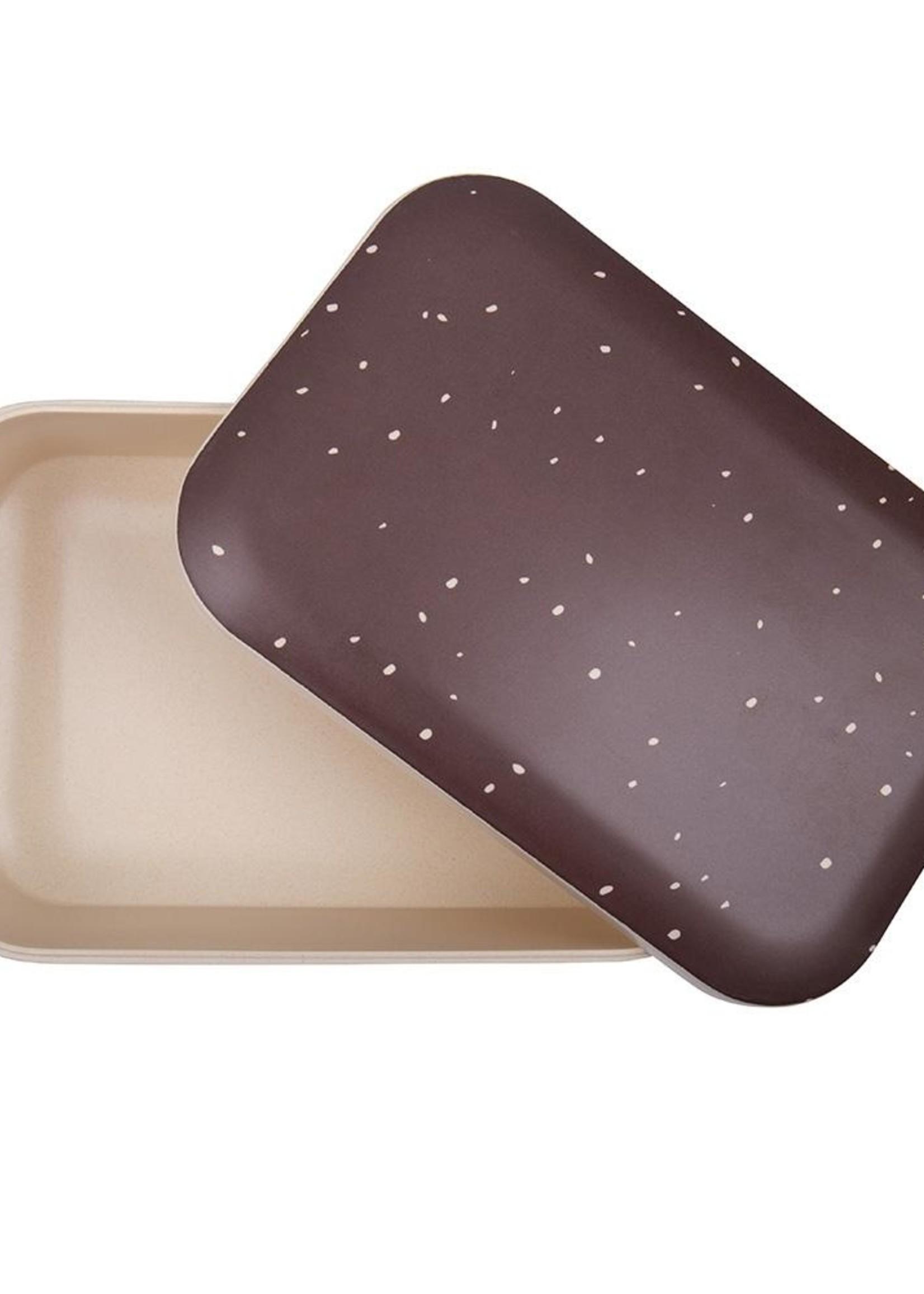 Little Indians Lunchbox - Dots Pavement
