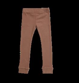 Blossom Kids BK - Legging - soft rib Hazelnut