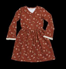 Blossom Kids BK - Maxi dress - Festive Floral
