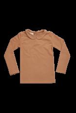Blossom Kids Long sleeve shirt - Caramel Fudge