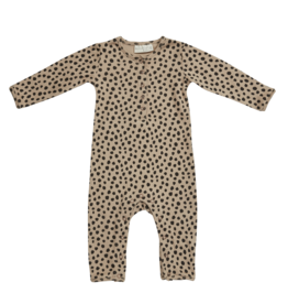 Blossom Kids BK - Playsuit - Animal dot soft rib