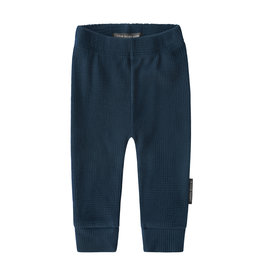 Your Wishes YW | Navy - Waffle | Fitted Pants
