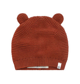 Your Wishes YW | Knit | Newborn Hat | Rust | One Size