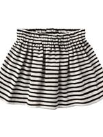 Your Wishes YW | Beige - Stripes | Skirt | Chalk