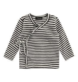 Your Wishes YW | Beige - Stripes | Newborn Vest | Chalk