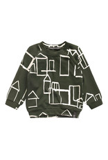 Your Wishes YW | Crayon Town | Sweater | Desk Green
