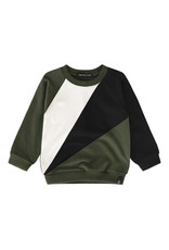 Your Wishes YW | Block | Sweater | Desk Green
