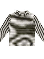 Your Wishes YW | Beige - Stripes | Turtleneck | Chalk