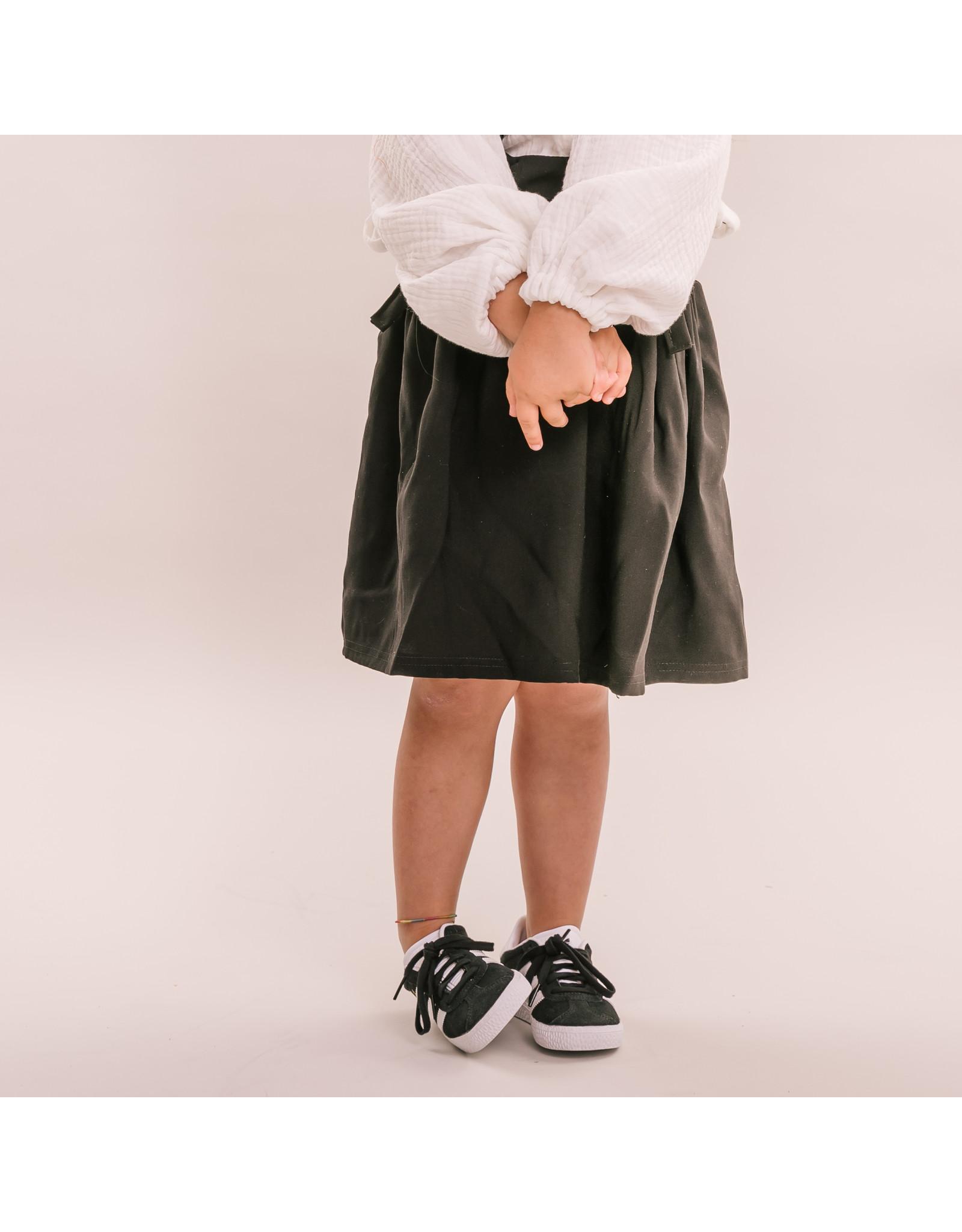 NL - Salopette dress - Zwart