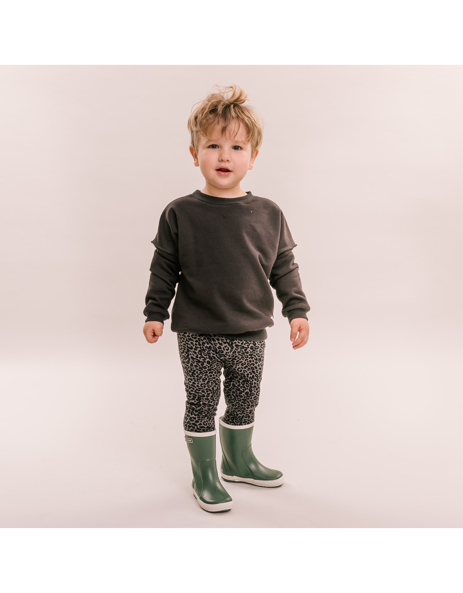No labels NL - Sweater - Black