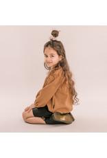 No labels NL - Balloon Top Knit - Caramel