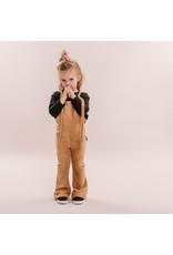 NL - Salopette flair - Rib camel