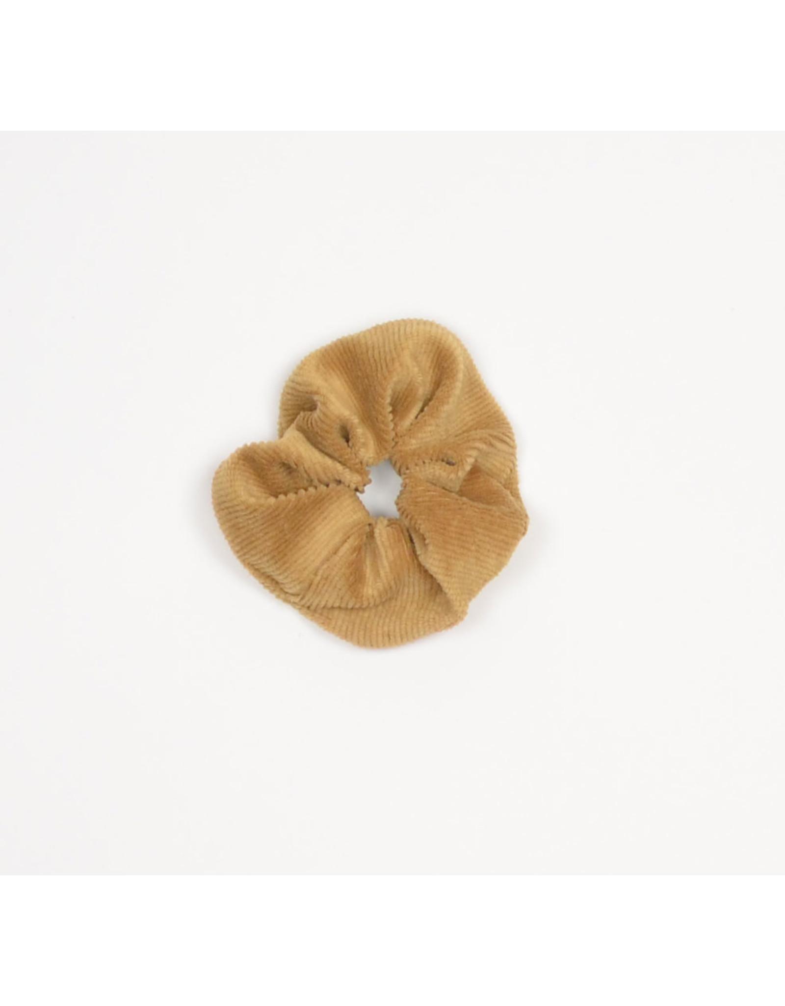 No labels NL - Scrunchies - Rib Camel