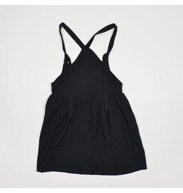 No labels NL - Salopette dress - Zwart