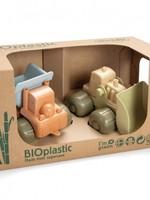 Dantoy Dantoy - BIOplastic voertuigen (set van 2/3 ass.)