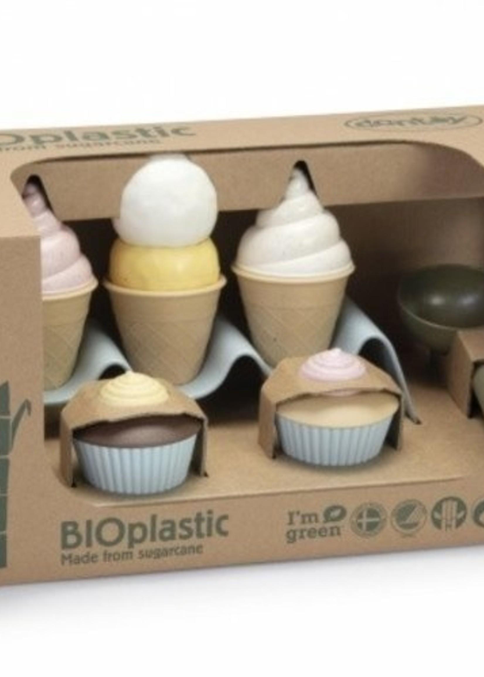 Dantoy Dantoy - BIOplastic ijsset (15-delig)