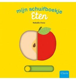 Boek - Mijn schuifboekje: Eten