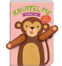 Harlekijn Boek - Knuffel me kleine aap