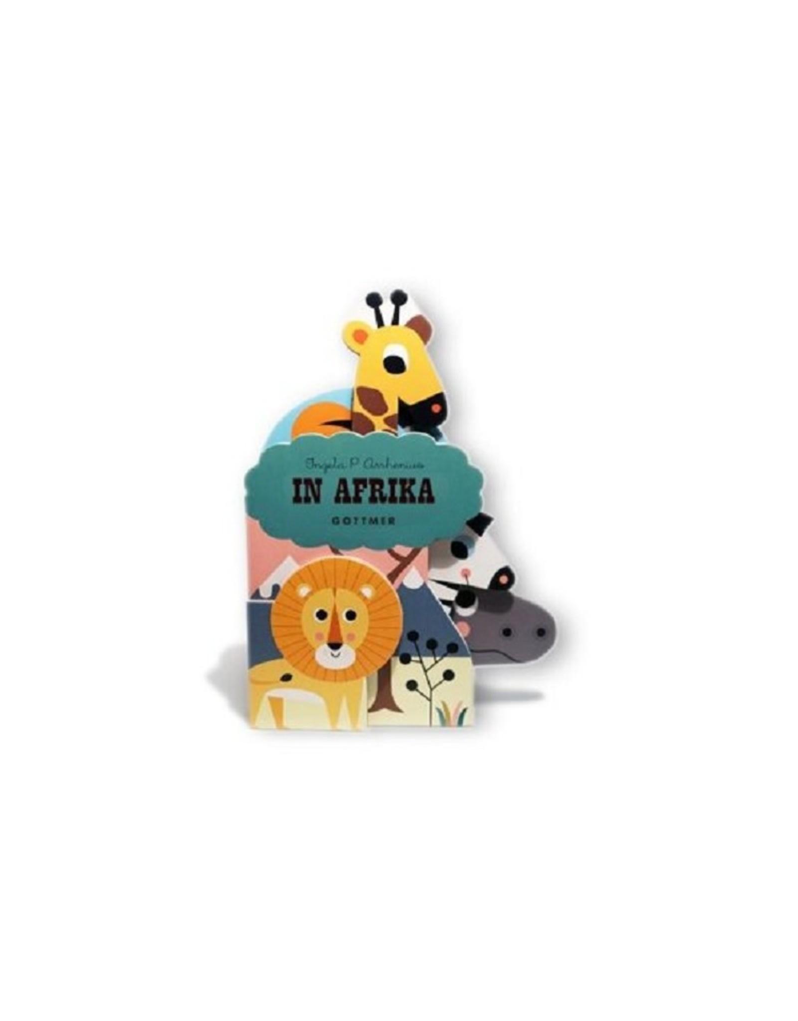 Harlekijn Boek - In Afrika