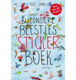 Harlekijn Boek - Het bijzondere beestjes stickerboek