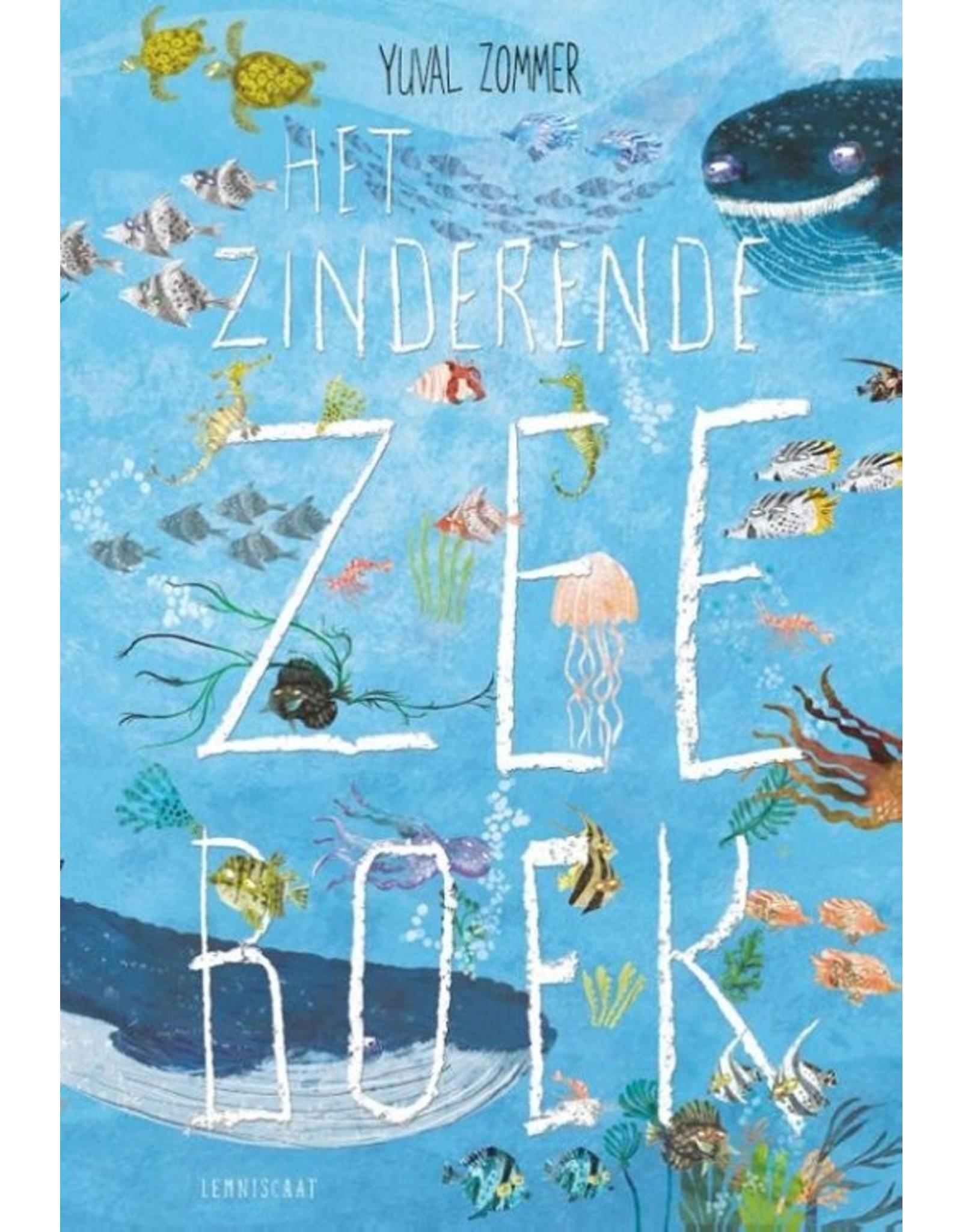 Boek - Het zinderende zeeboek
