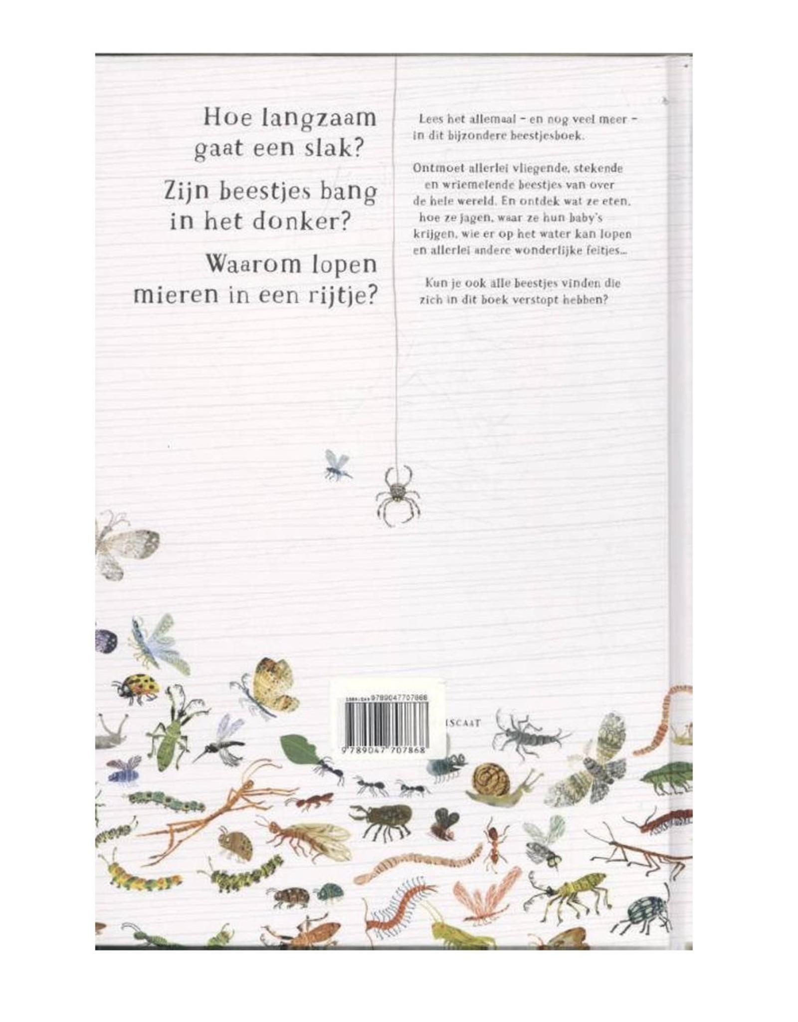 Harlekijn Boek - Het bijzondere beestjesboek