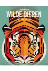 Harlekijn Boek - Wilde dieren van het zuiden