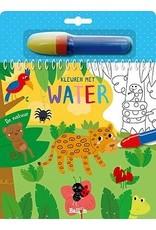 Harlekijn Boek - Kleuren met water: De natuur