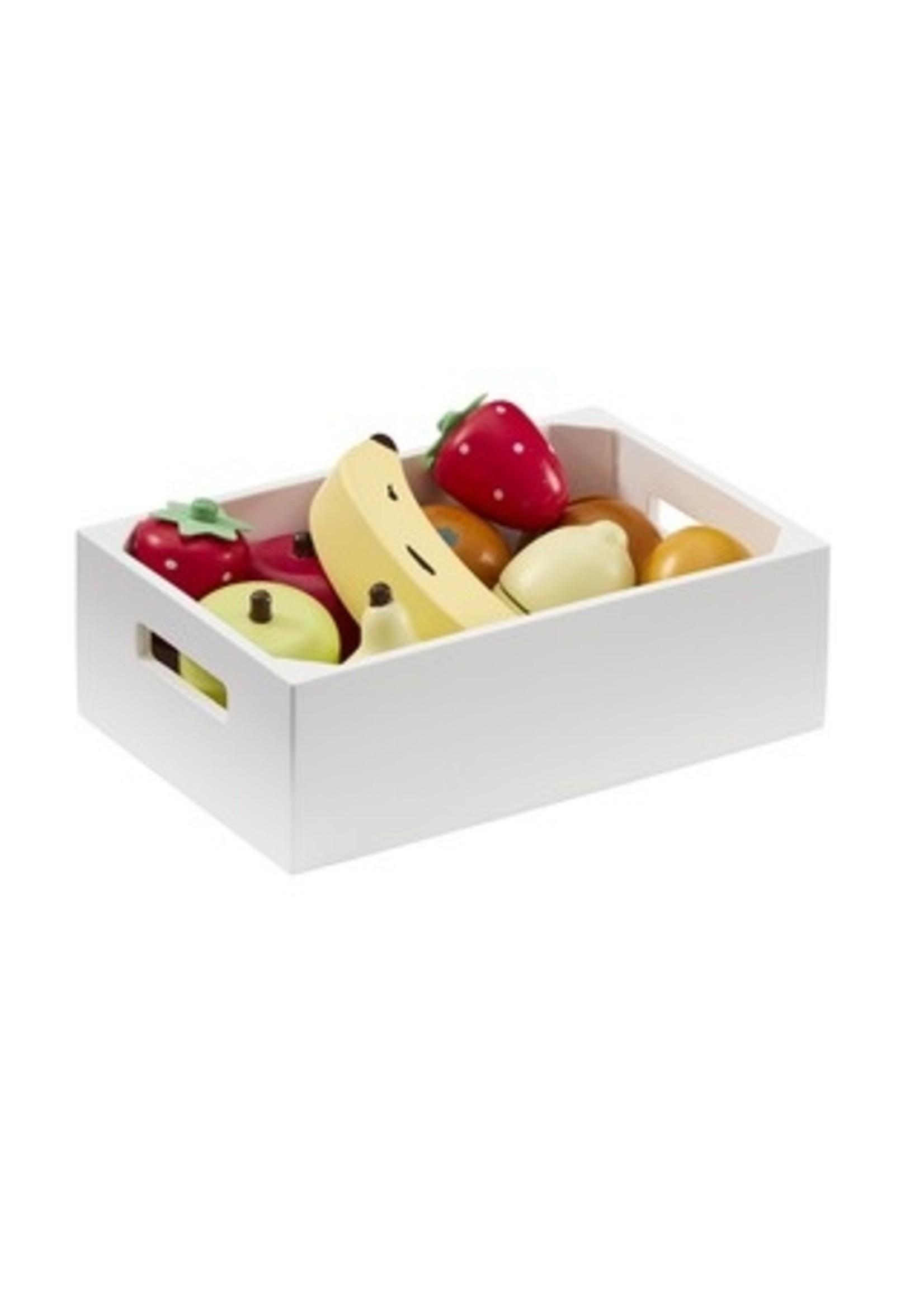 Kids Concept KC - Fruitkistje Mix