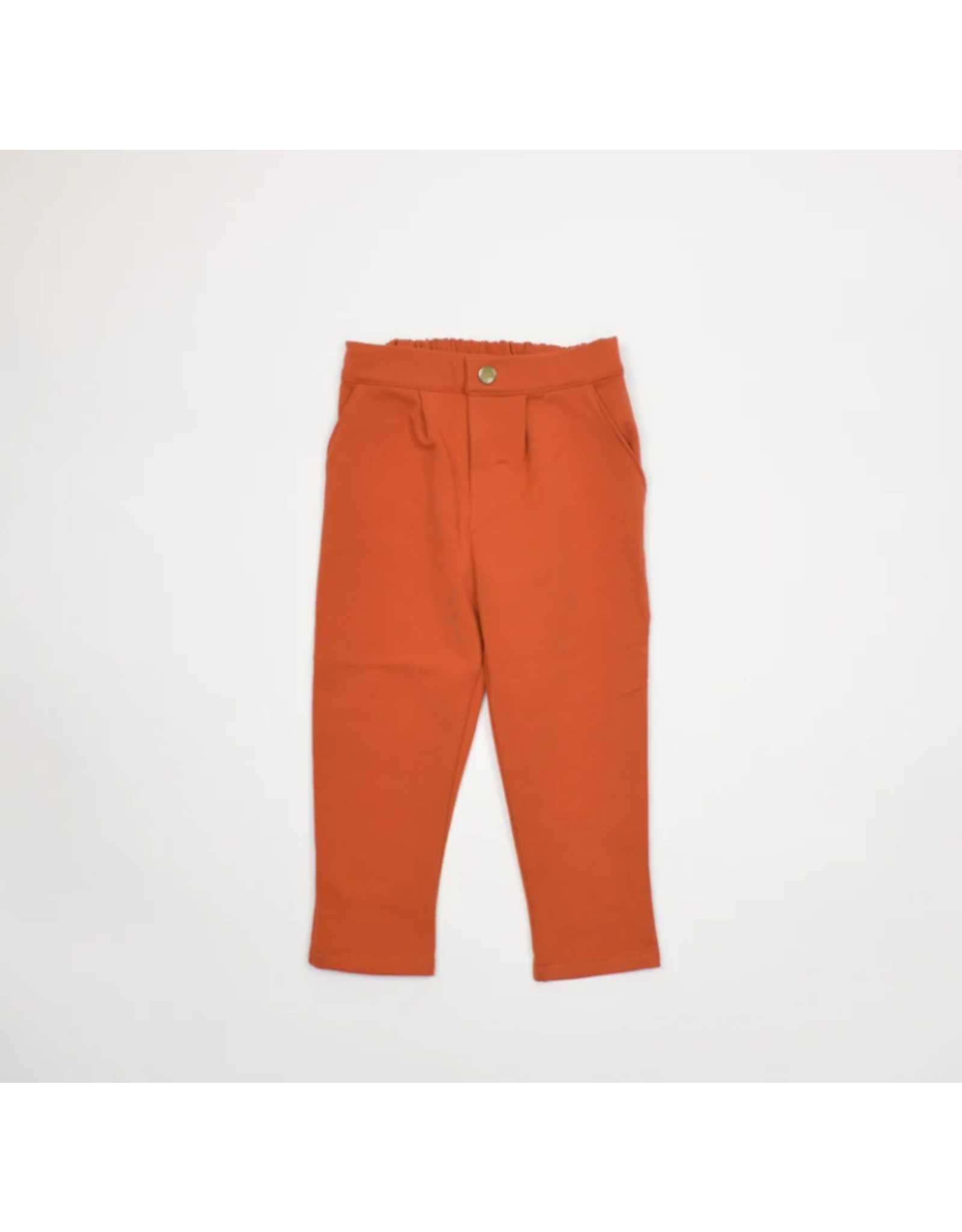 No labels NL - Chino - Rust