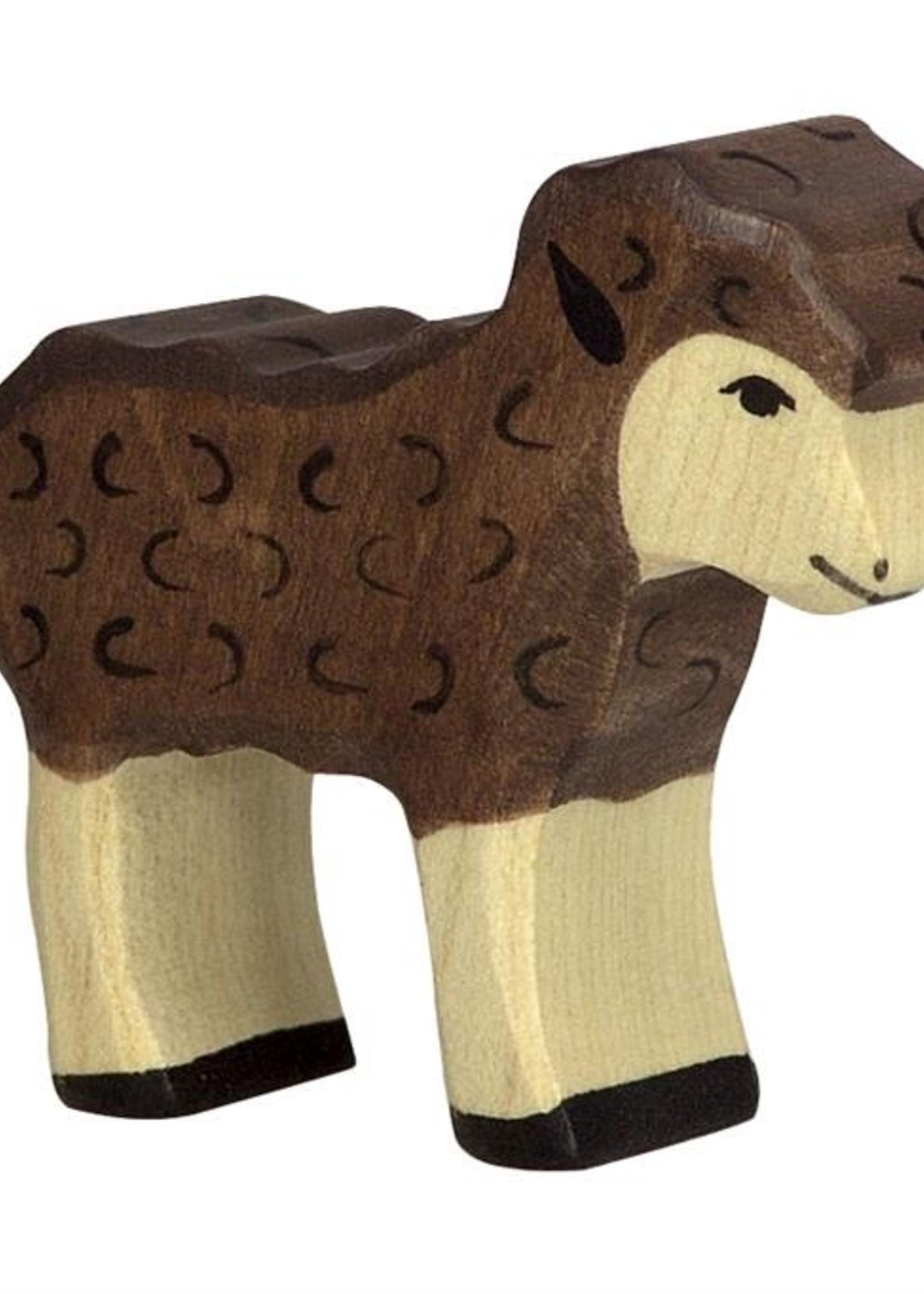 Holztiger Holztiger - Lam Zwart