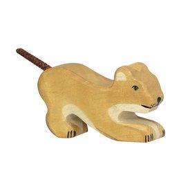 Holztiger Holztiger - Leeuw klein