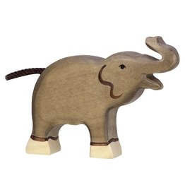 Holztiger Holztiger - Olifant klein trompet omhoog