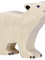 Holztiger Holztiger - Ijsbeer Klein kop omhoog