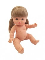 Poala Reina Pop - Gordi meisje met blond haar, Hollie