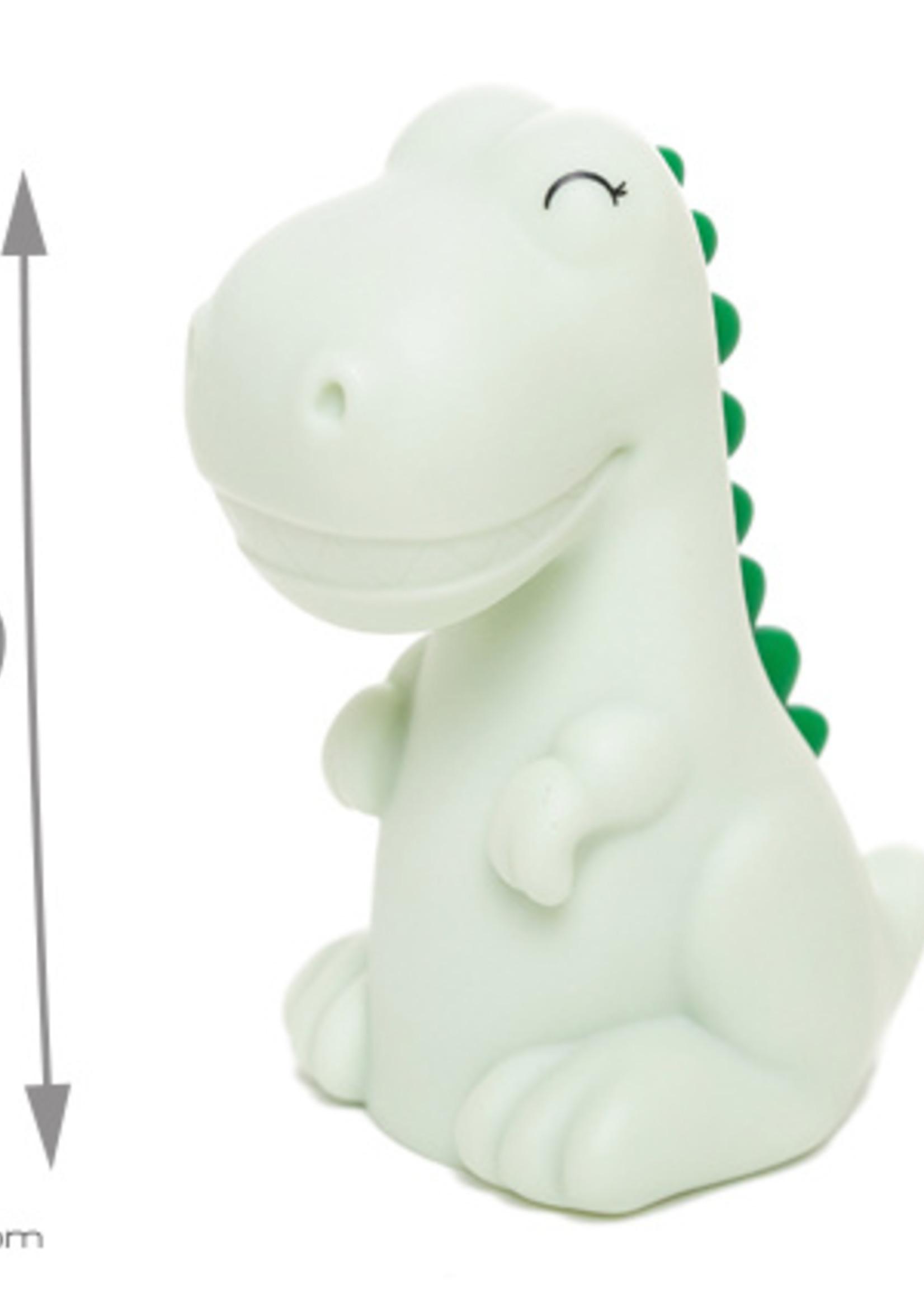 Dhink Dhink - Dino green Baby light series