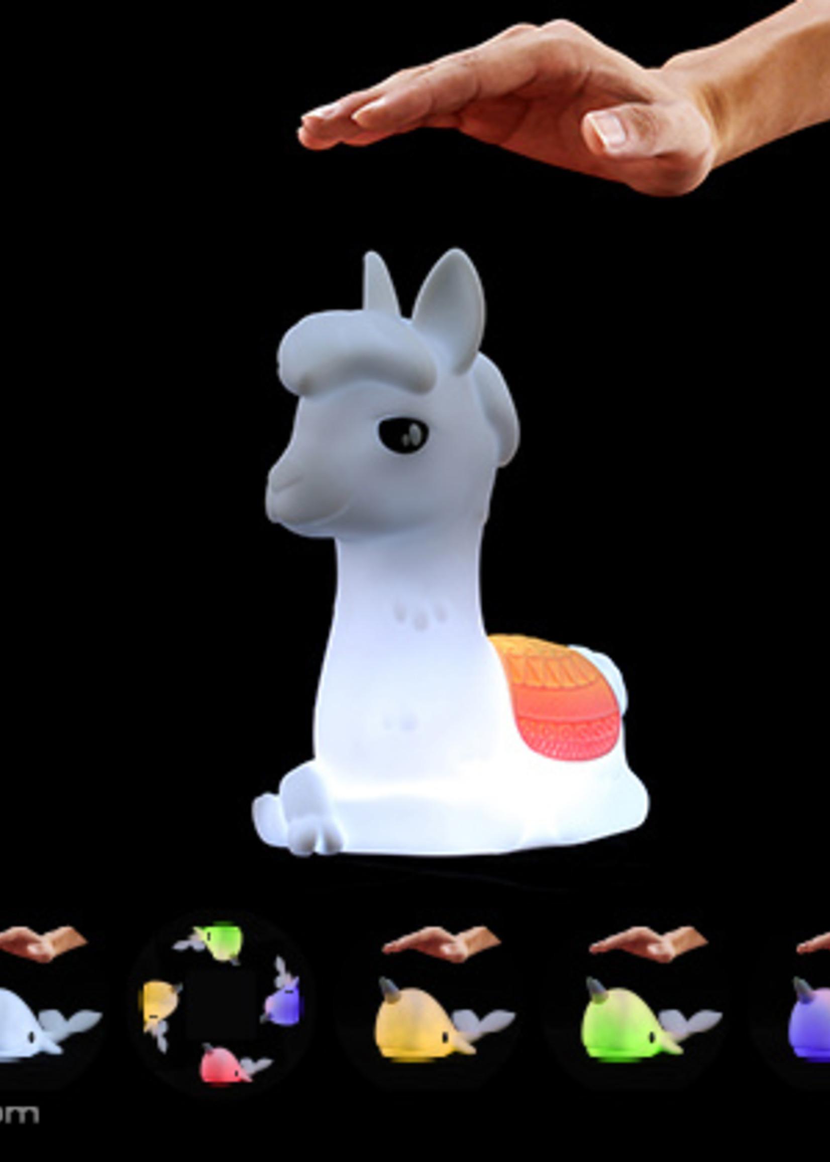 Dhink Dhink - ALPACA overvloeiende pastel kleuren